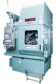 Kashifuji CNC cylindrical gear cutting machine KN-150 and 151