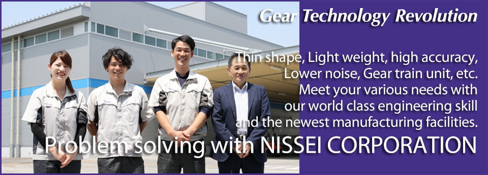 Problem solving with Nissei