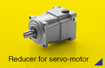 Reducer for servo-motor