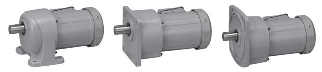 Parallel shaft (G3) Gearmotor (0.1kW-2.2kW)